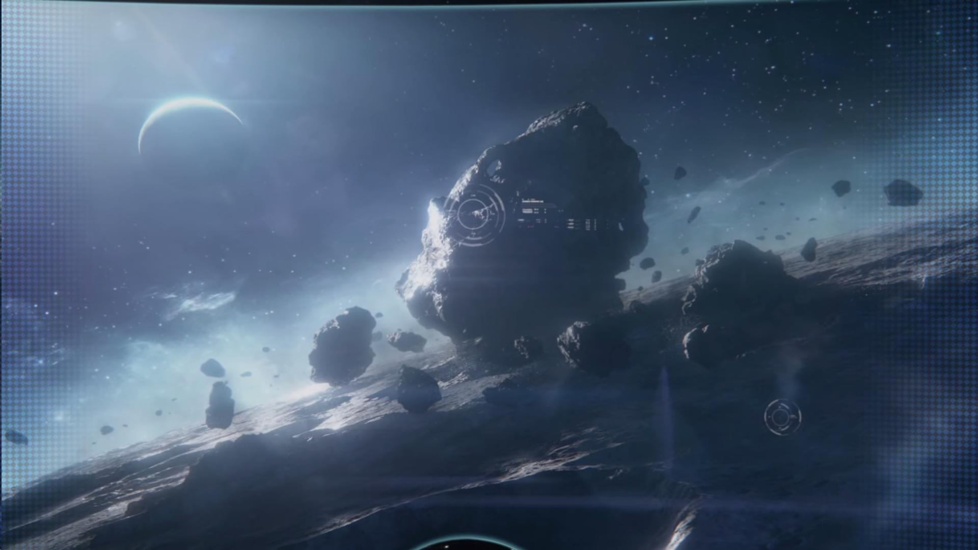 Mass effect andromeda faq everything we know so far for Espacio exterior 4k