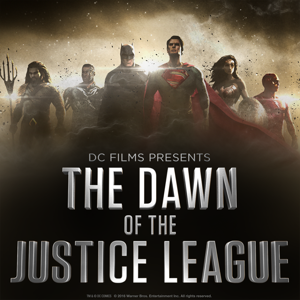 dawn of the justice league - big