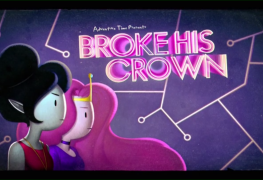 title card for Broke His Crown