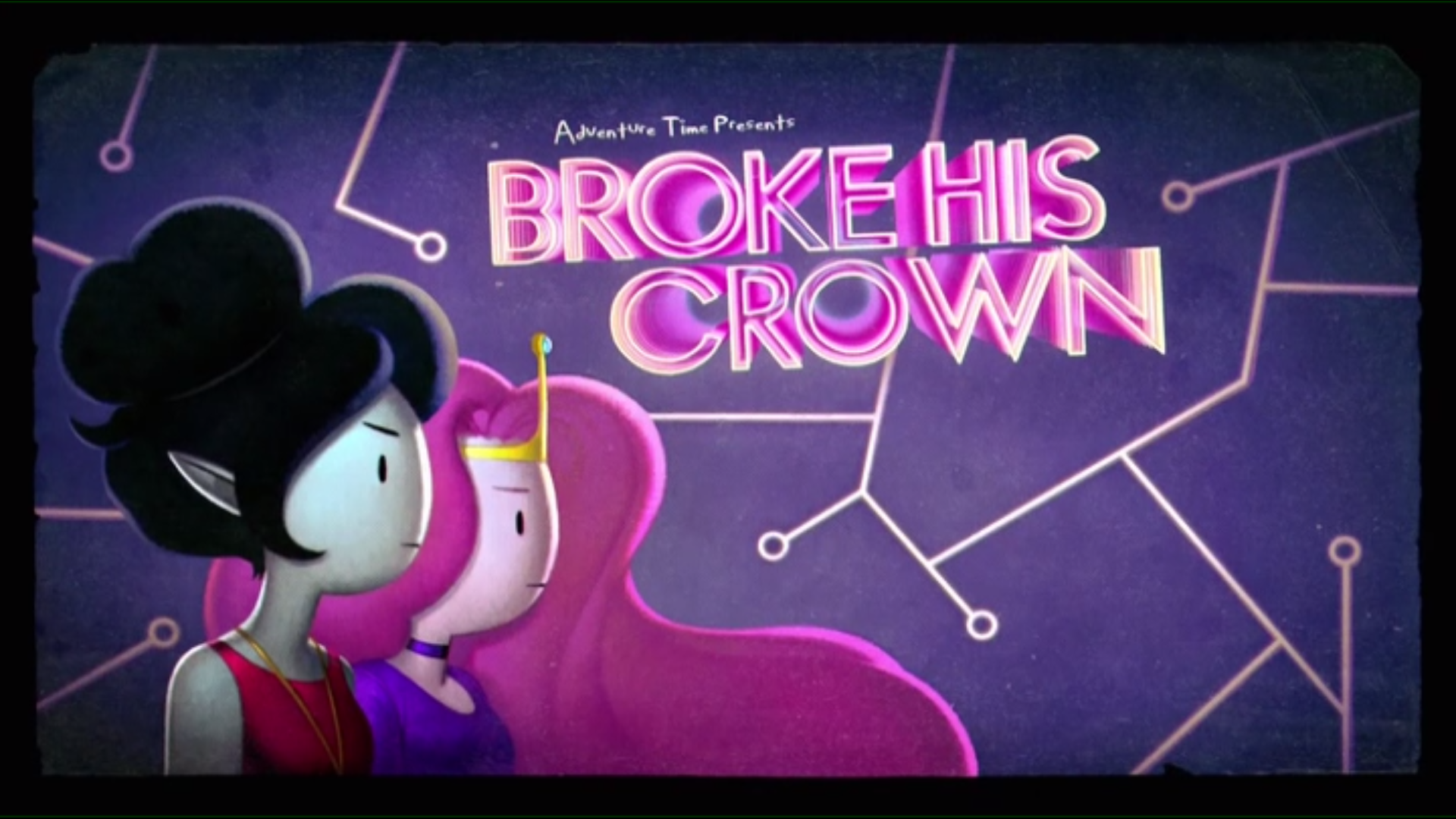 Neural Atypicality In Adventure Time S Quot Broke His Crown Quot