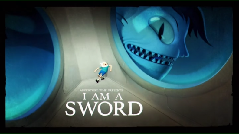 "Titlecard to ""I Am A Sword"""
