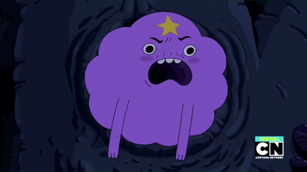 Lumpy Space Prince in Five Short Tables