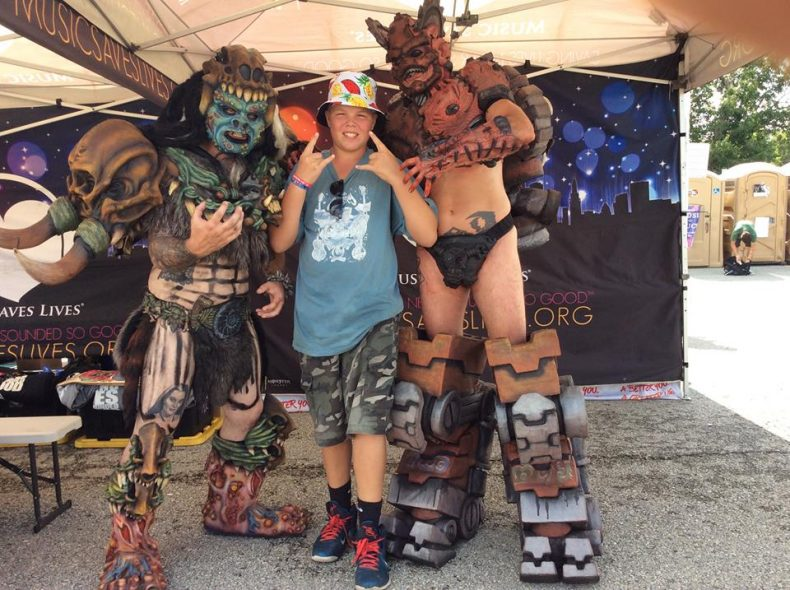 NMW's Creepy Songs for Halloween: GWAR Edition!!!! (***WARNING
