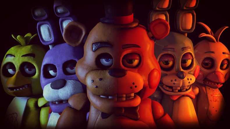 Chris Columbus and Blumhouse set to make Five Nights at Freddy's movie