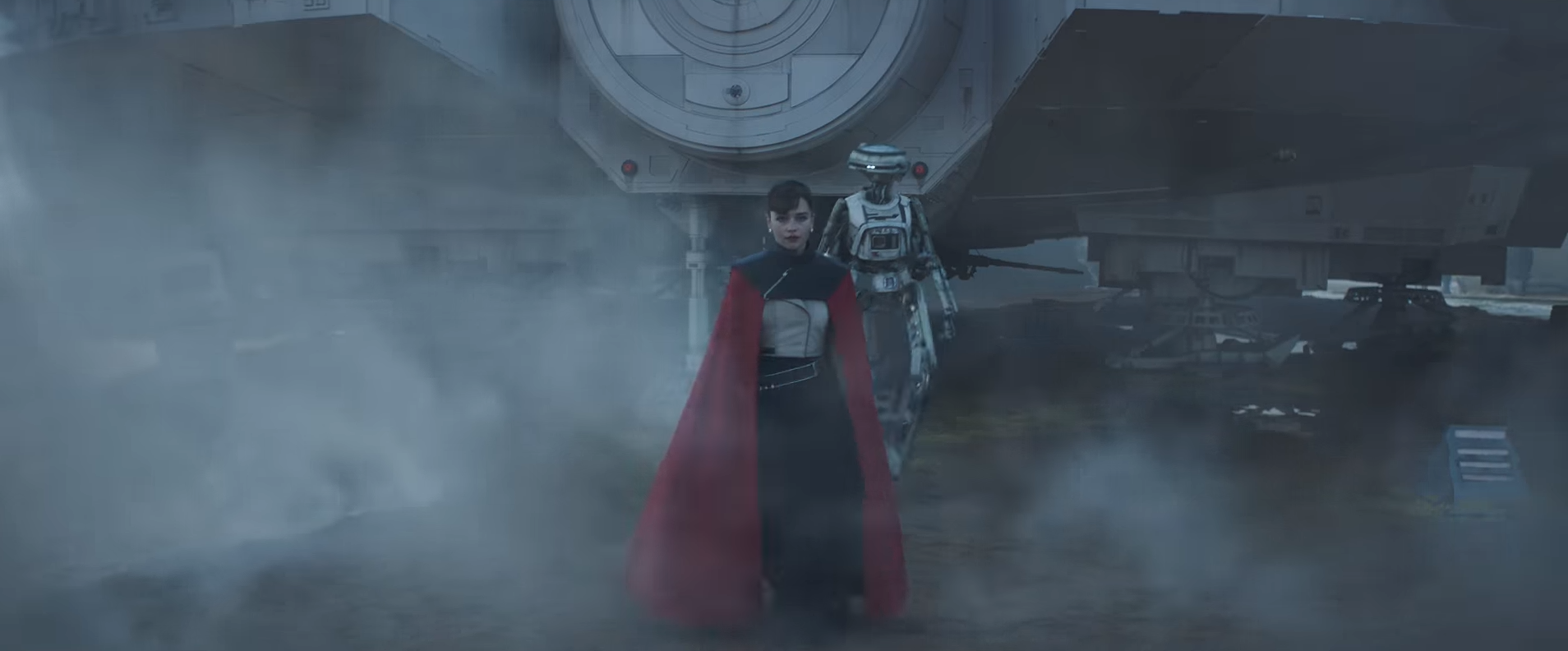 Rogue One: A Star Wars Story' Teaser Trailer pics